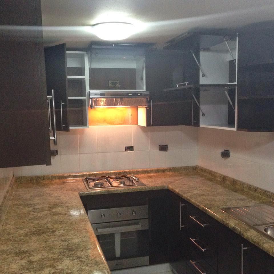 Centro de proyectos a medida proyecto de cocina en for Proyectos de cocina