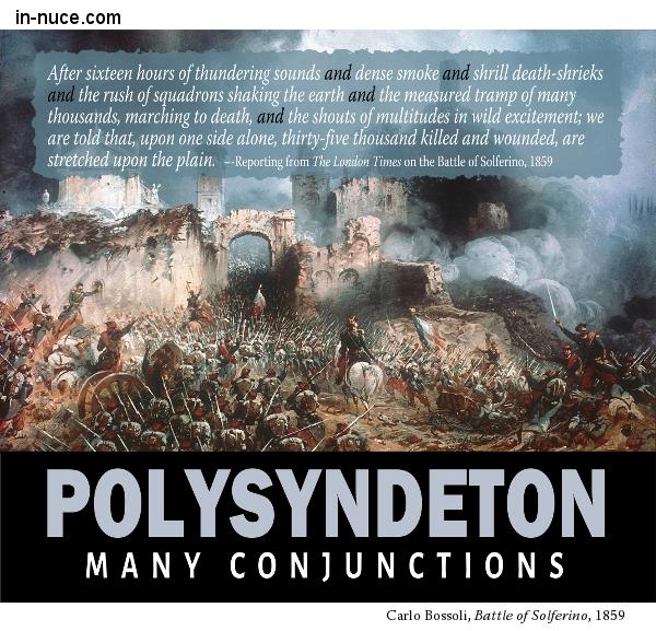 in-nuce.com polysyndeton