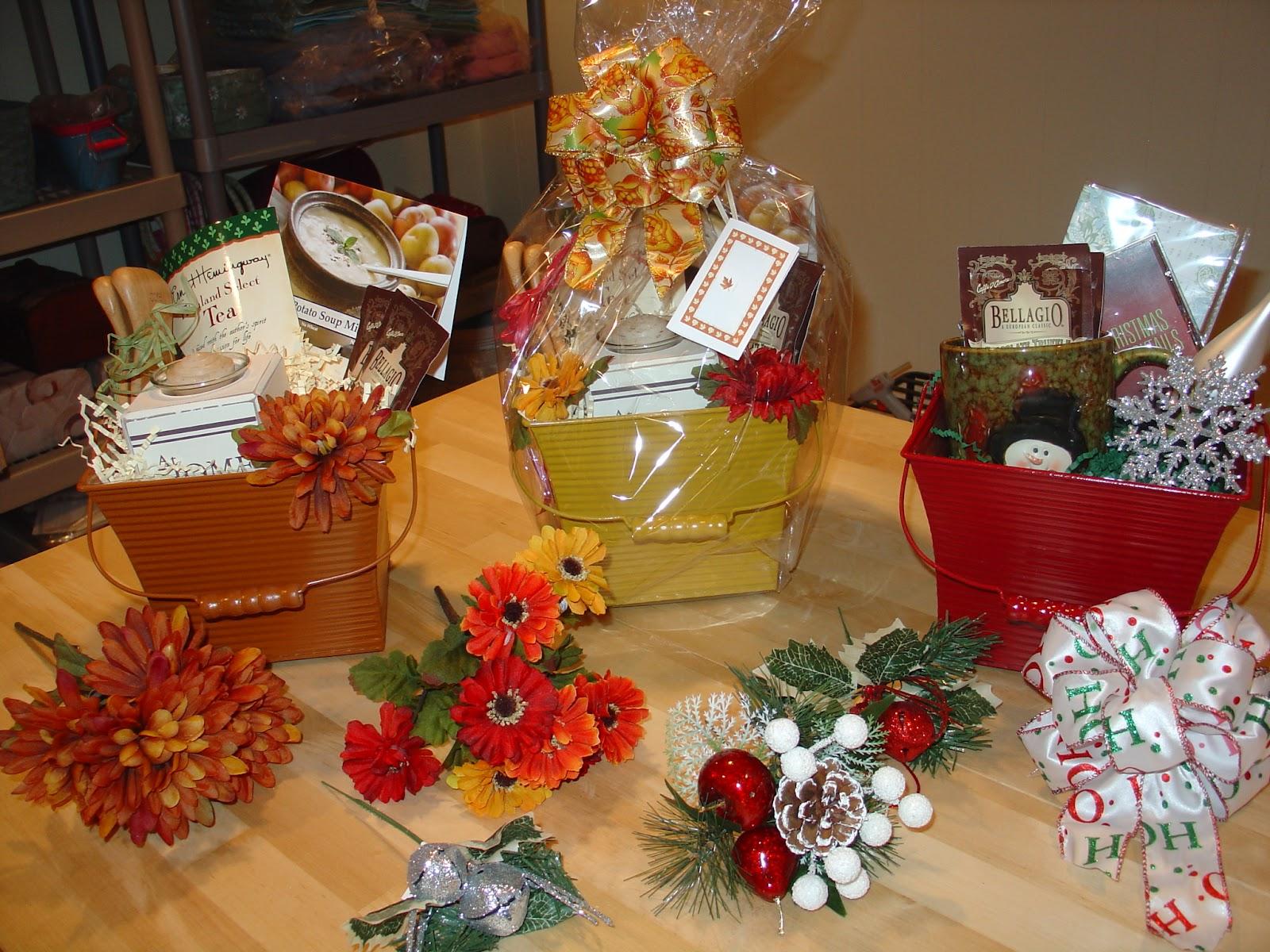 Thoughtful Presence: Signs of Autumn Inspire Seasonal Gift Basket ...