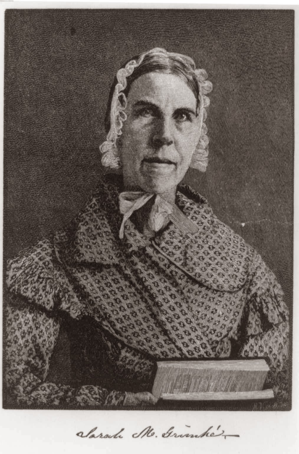 grimke sisters essay Although raised on a slave-owning plantation in south carolina, angelina grimk é weld grew up to become an ardent abolitionist writer and speaker, as well as a women's rights activist she and her sister sarah moore grimké were among the first women to speak in public against slavery, defying gender norms and risking violence in doing so.