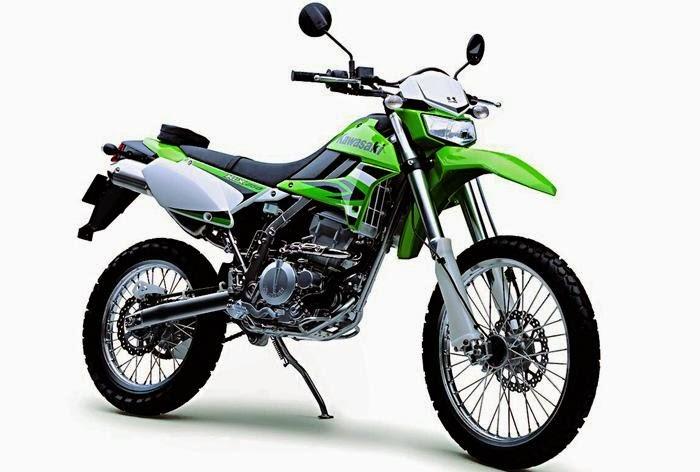 Harga Kawasaki Klx S Hitam
