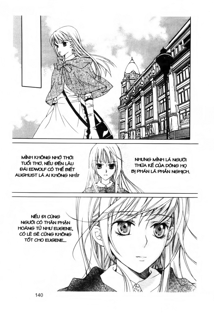 A Kiss For My Prince - Nụ Hôn Hoàng Tử Chapter 10 - Trang 8