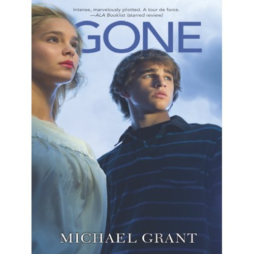Kaitlyn in Bookland: Gone by Michael Grant Review