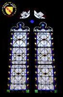 Bulligny - Église de la Nativité-de-la-Vierge - Vitrail