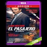 El Pasajero (2018) WEB-DL 720p Audio Dual Latino-Ingles