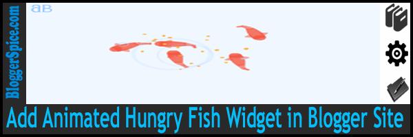 fish widget