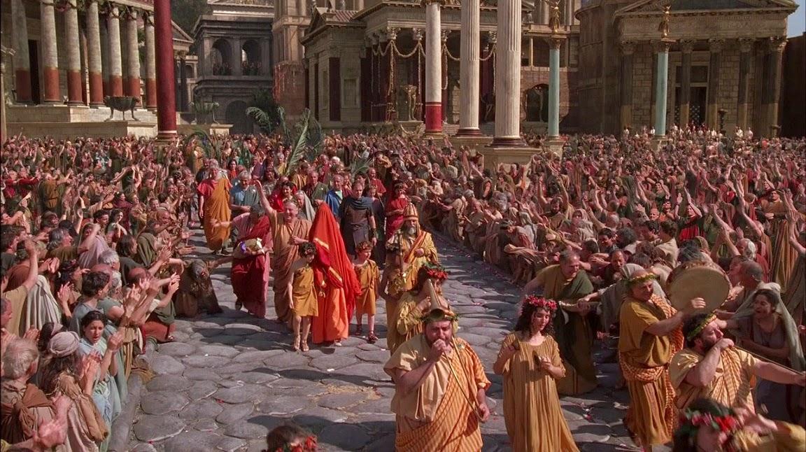 APASIONADOS DEL IMPERIO ROMANO: ¿QUÉ ERA UN MATRIMONIO POR CONFARREATIO?