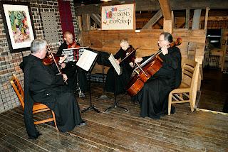 Monastic quartet