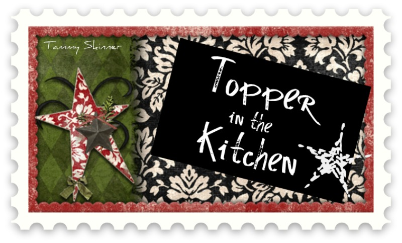 Topper In The Kitchen
