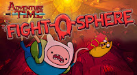Adventure Time games free: Fight o Sphere