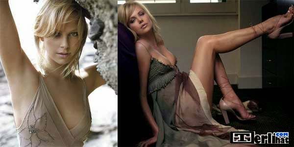 Wanita Tercantik dan Terseksi Di Dunia Versi Acak Charlize Theron