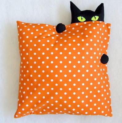 Almofada de gato