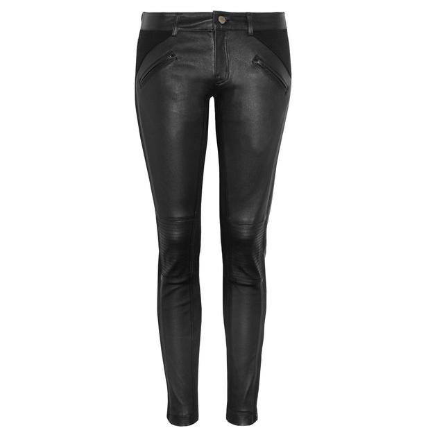 vanessa bruno athé leather pants