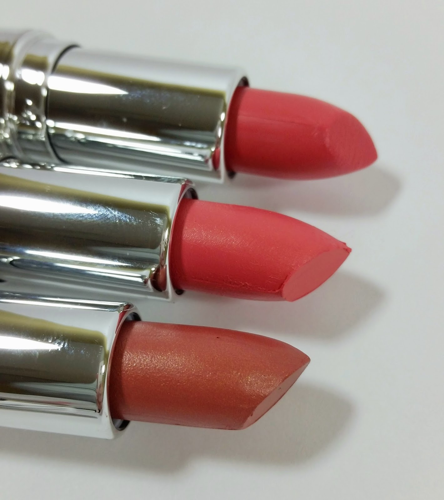 Hard Candy Plumping Gel lipstick swatches