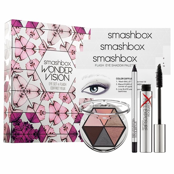 smashbox wondervision for christmas holliday 2013