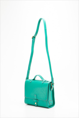 Illbeca Hudson Street cross body tote