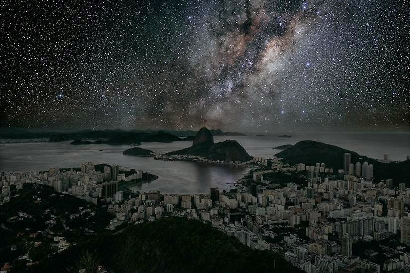 Rio - You'll Never Look at the Night Sky in the Same Way