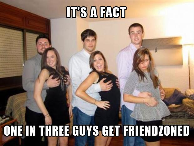 Signs You Are In The Friend Zone