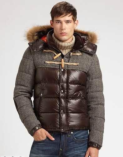 Moncler chaquetas para  Frontera popular