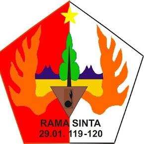 Logo DA Rama dan Sinta