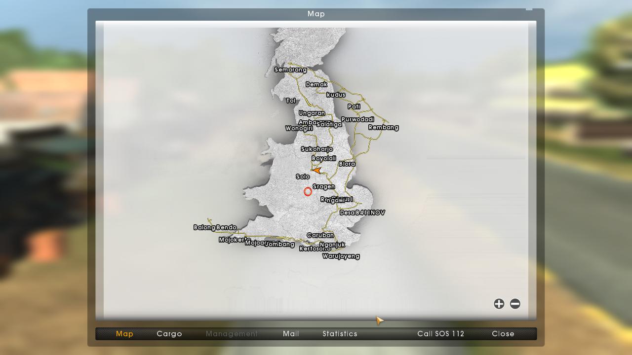 UKTS GAME MOD – Map Ukts Jogja