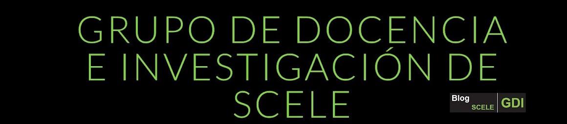 GRUPO DE DOCENCIA E INVESTIGACIÓN DE SCELE Sociedad Científica Española de Enfermería
