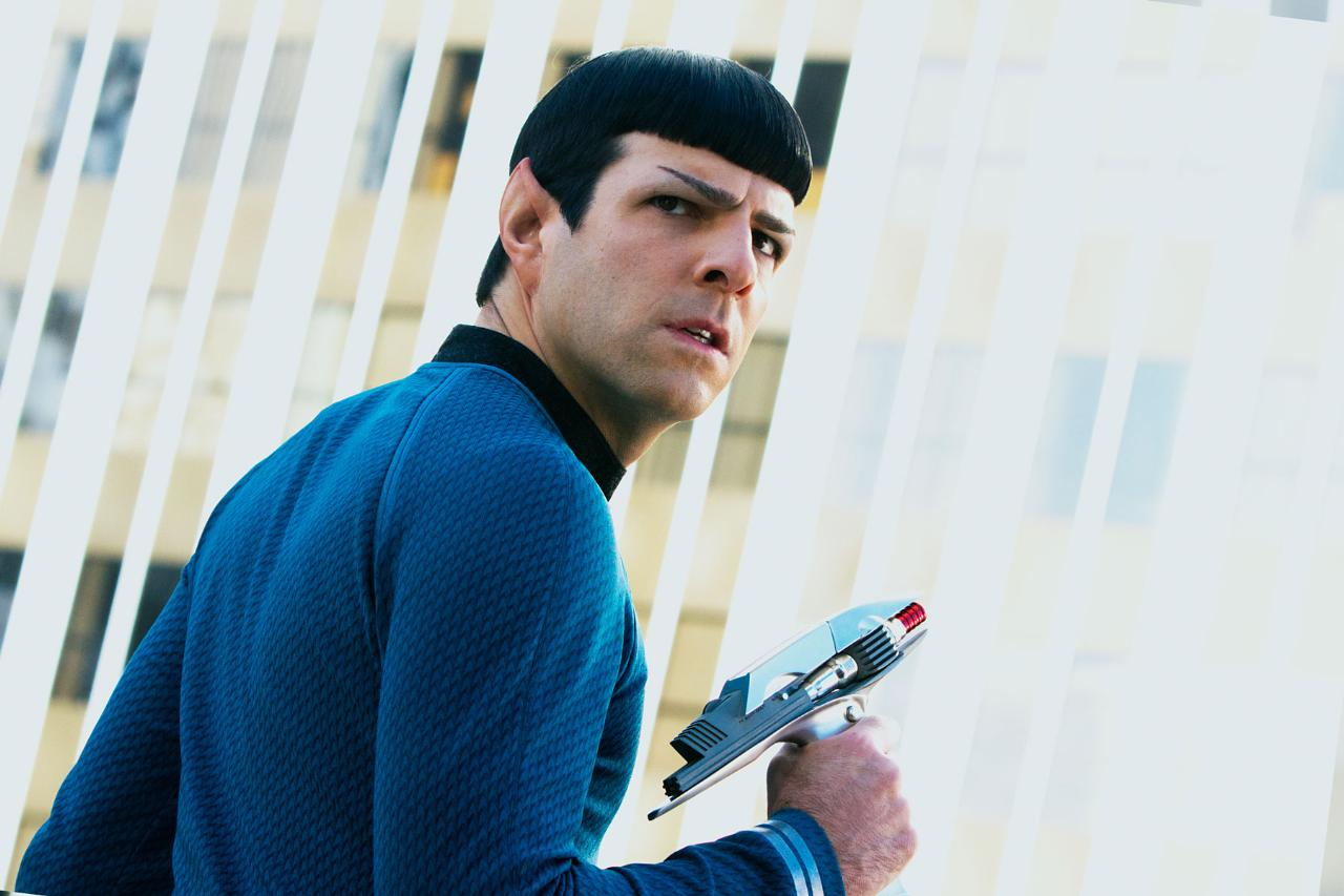 Spock Into Darkness Quotes. QuotesGram