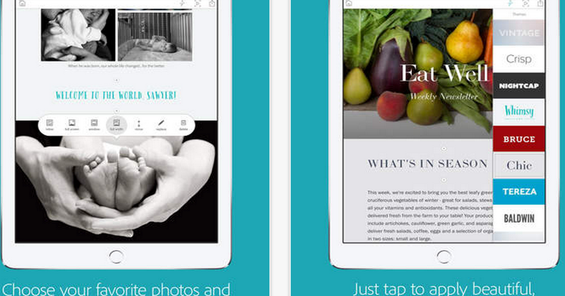 Adobe Slate- A Great App for Creating Beautiful Visual Stories with Students