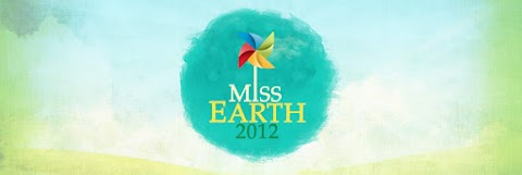 Presentación de candidatas Miss Earth 2012