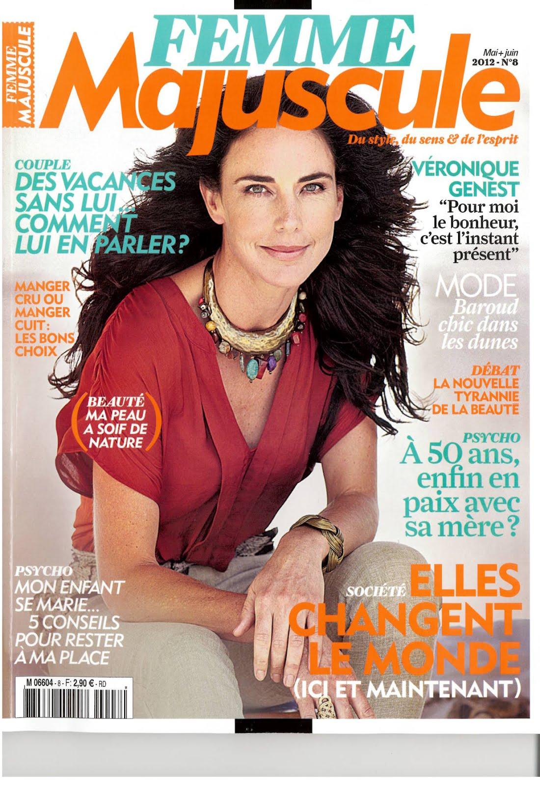 magazine pour femme