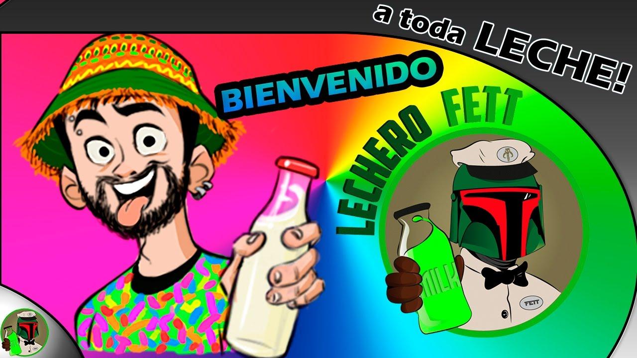 LOS VIDEOS CULTURETAS DE LECHERO FETT