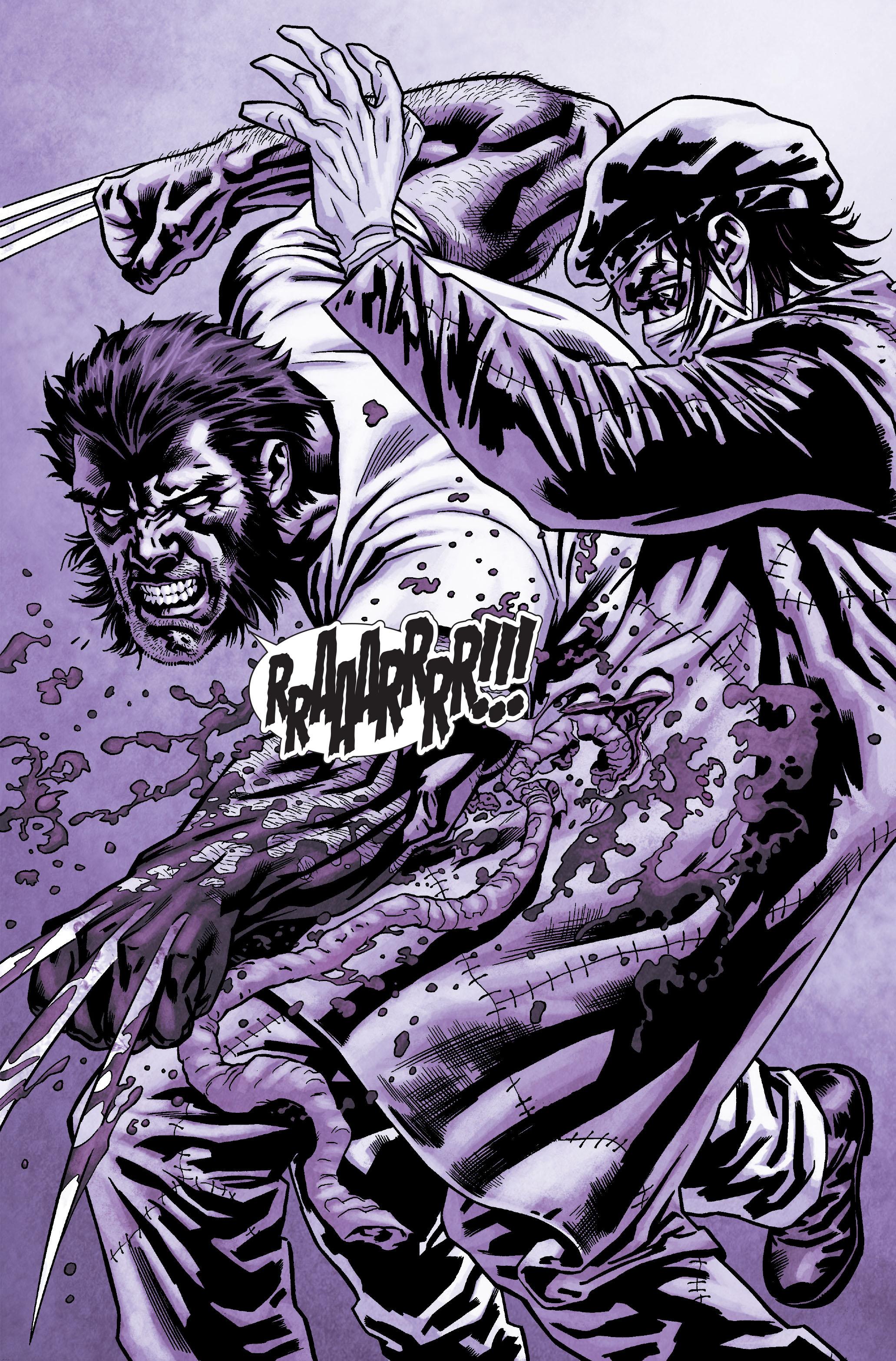 Wolverine: Weapon X #9 #8 - English 13