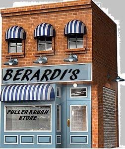 BERARDI'S FULLER BRUSH STORE