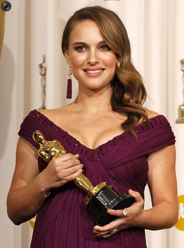 Natalie Portman no Oscar 2011