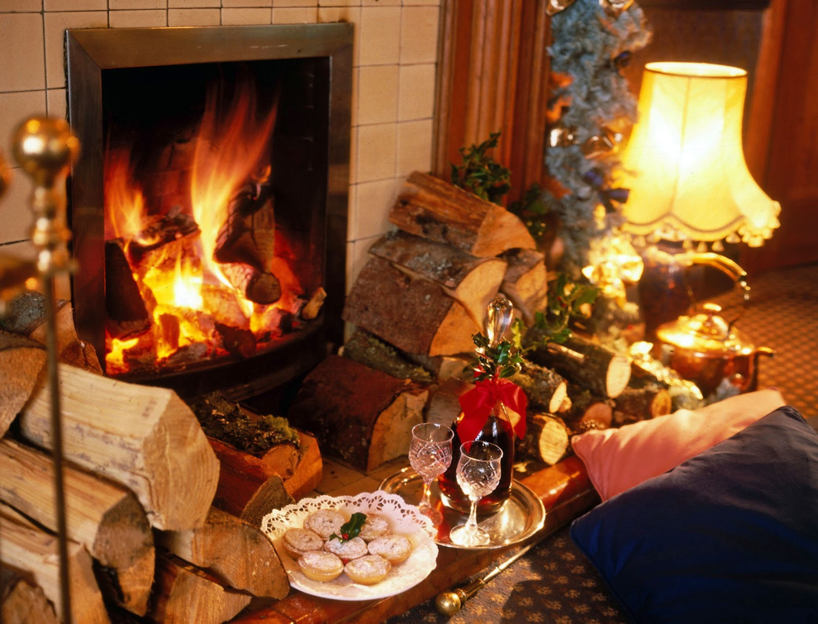 a fairytale welsh christmas at lake vyrnwy hotel show me wales