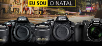 Cadastrar promoção Eu Sou o Natal Nikon