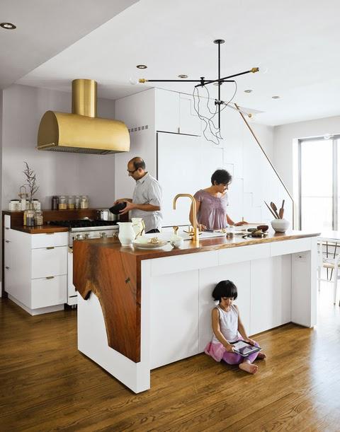 Ma maison au naturel une cuisine minimaliste for Cuisine minimaliste
