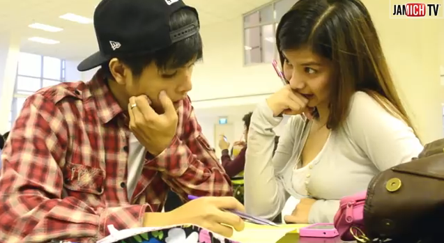 TEXT a story of friendship and Love by Jamich - Master Blogger