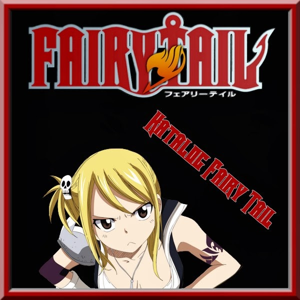 Spis FanFiction o Fairy Tail
