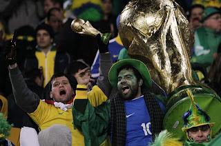 FIFA venderá boletas del Mundial para todas las clases sociales