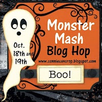 Monster Mash Blog Hop