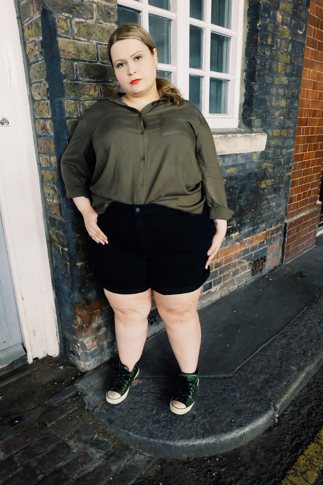 Elle Editor's Styling Tricks TESTED by Fat Femme Fabulous