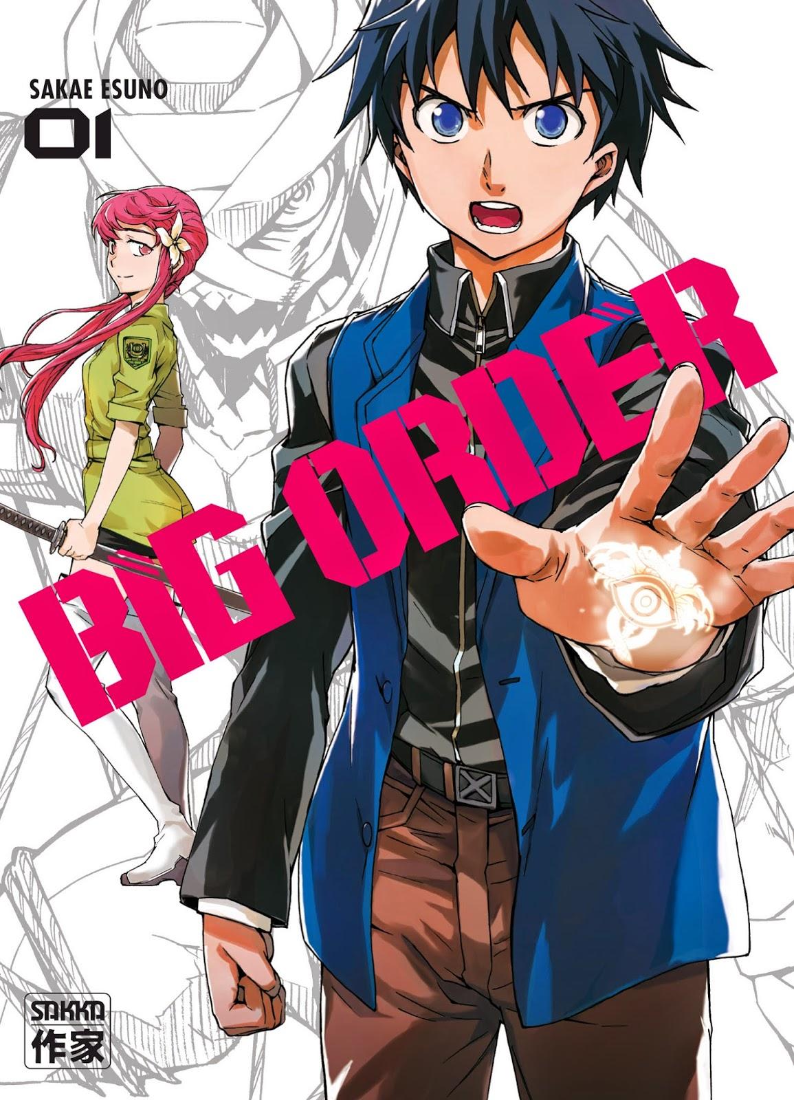 Big Order (TV)