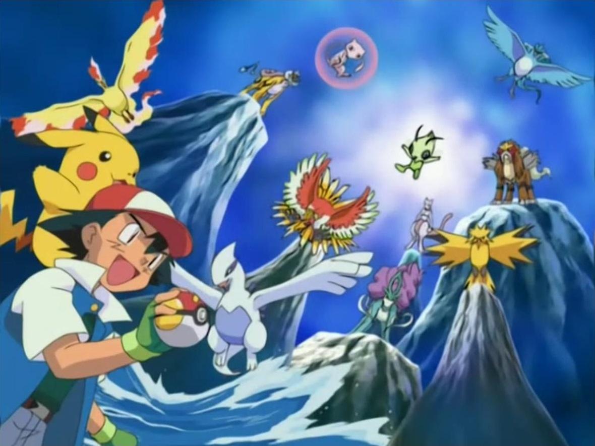 Pokémon: Master Quest Episodes Dual Audio (Hin-Eng)