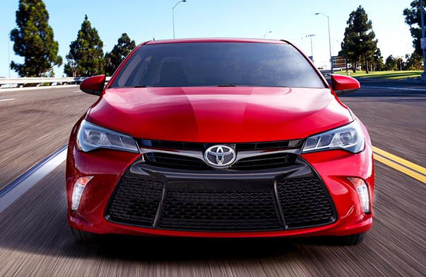 Toyota Camry LE Review