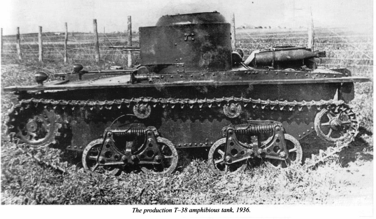 Image result for T-38 tank