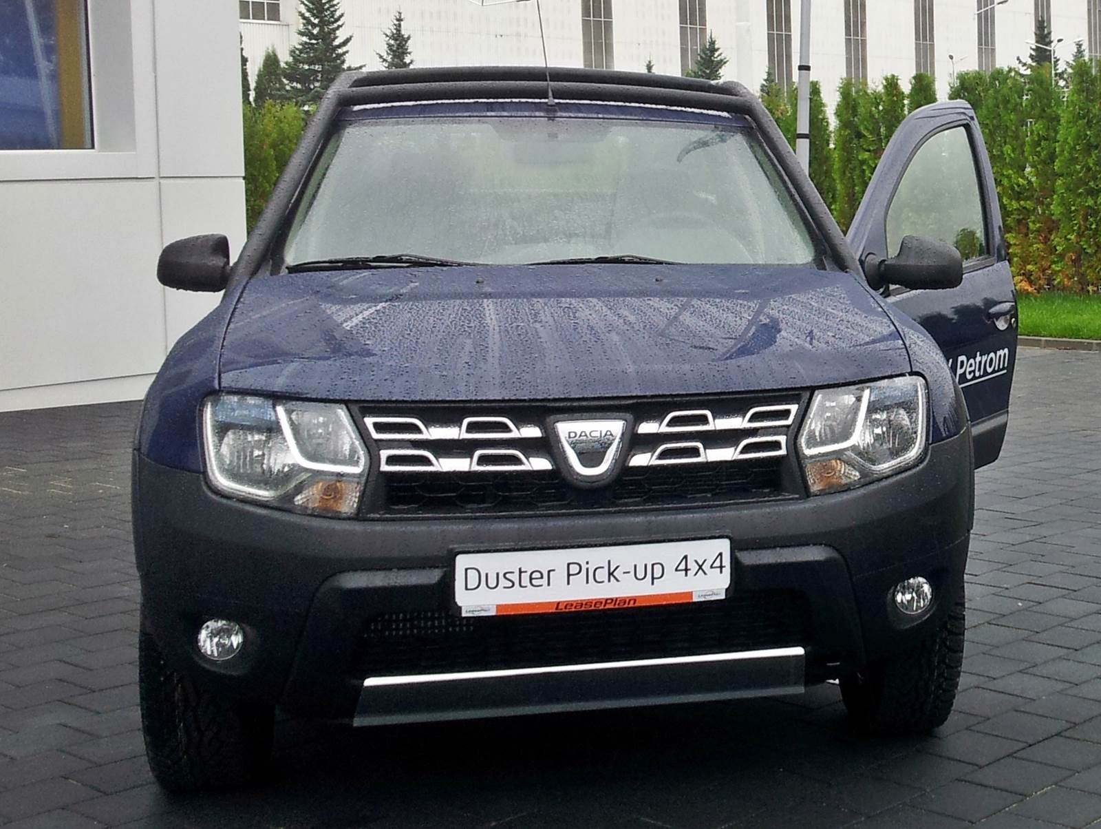 renault duster pick up ser mostrada no sal o de sp car blog br. Black Bedroom Furniture Sets. Home Design Ideas