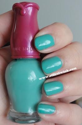 Etude House nail polish GR605