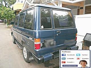 Mobil Kijang super Rover 1994