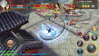 Download Age Of Wushu Dynasty v1.4 (Soft Launch) Apk Android